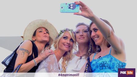 Il matrimonio al Gibò vince su Sky a Quattro Matrimoni in Italia
