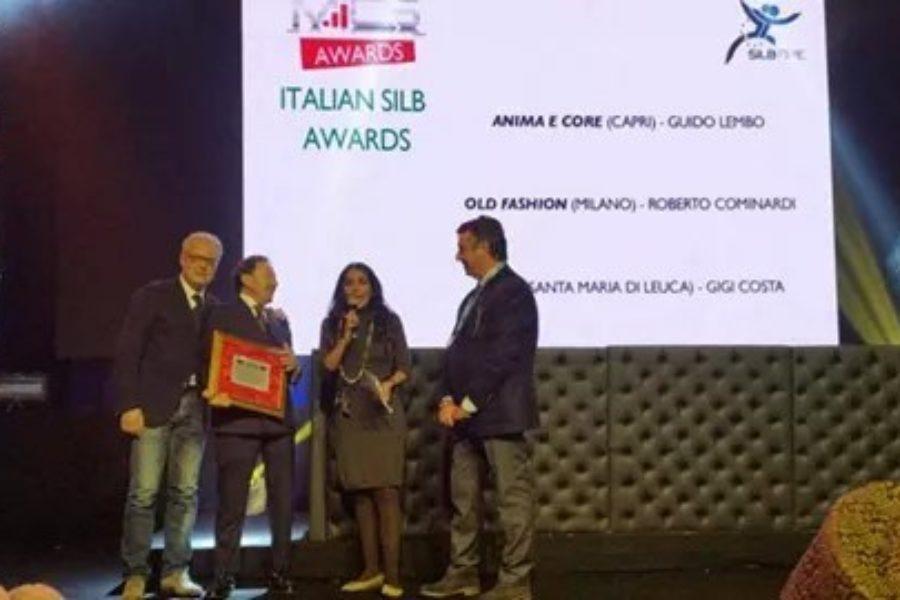 IL GIBÒ PREMIATO A MONTECARLO COME MIGLIORE CLUB D'ITALIA