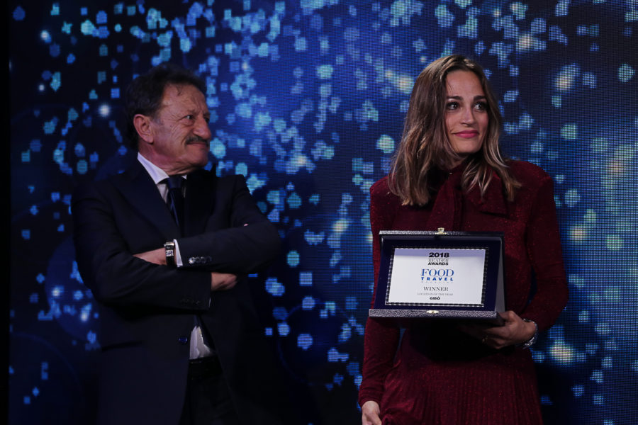 """Il Gibò vince il titolo di """"Migliore location d'Italia 2018""""."""